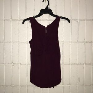 FREEPEOPLE fitted tank